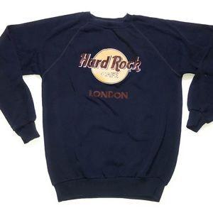 Vintage 90s Hard Rock Cafe London Sweatshirt